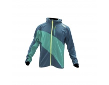EVOC bunda - HOODY JACKET MEN, petrol - green, vel. M