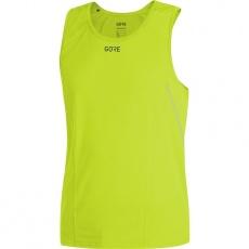 GORE R5 Sleeveless Shirt-citrus green