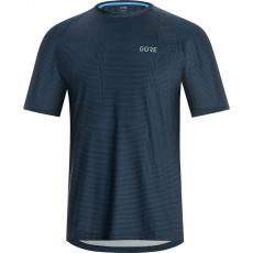 GORE M Line Brand Shirt-deep water blue/dynamic cyan-XL