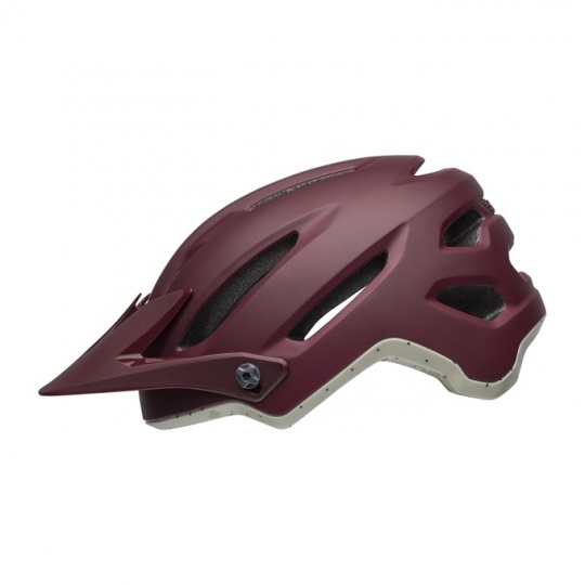 BELL 4Forty Mat/Glos Maroon/Slate/Sand